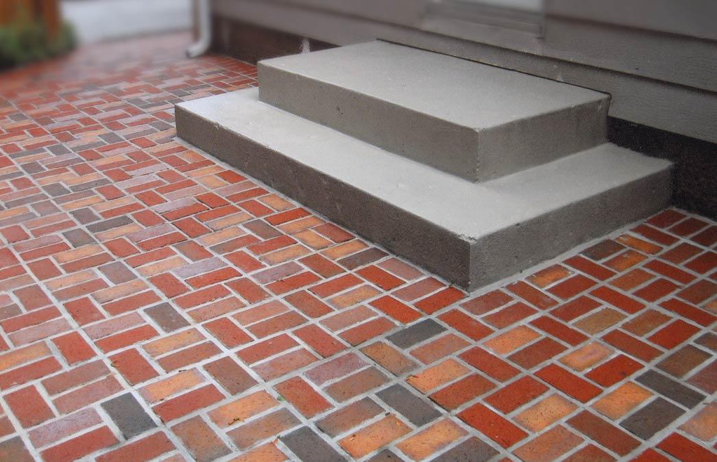 Decorative Brick Patio Design
